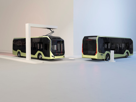 Volvo Buses launch BZL Electric chassis