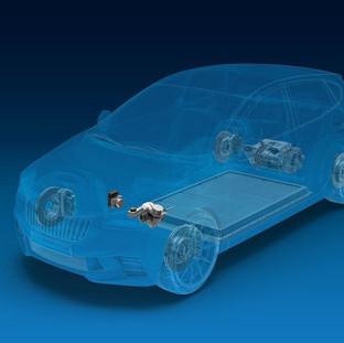 采埃孚应用于电动车的全新制动系统将增强汽车的安全性和能量回收能力