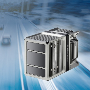 Industry First OPA-based Solid State LiDAR with 100 Meter Range