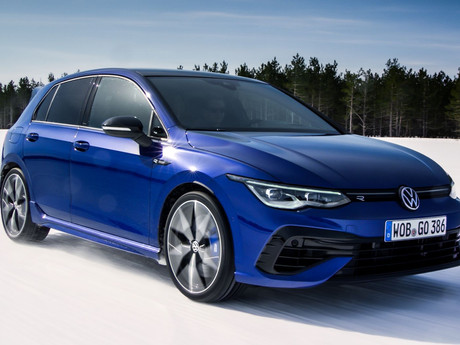 A key part of the all-new Golf R Developed and Tested on the Nürburgring