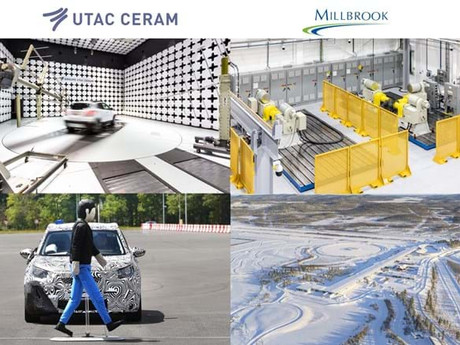 New Testing Giant, as UTAC CERAM and Millbrook to complete Merger in Q1, 2021