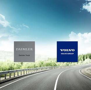 Daimler Truck AG und Volvo Group gründen Brennstoffzellen-Joint Venture cellcentric