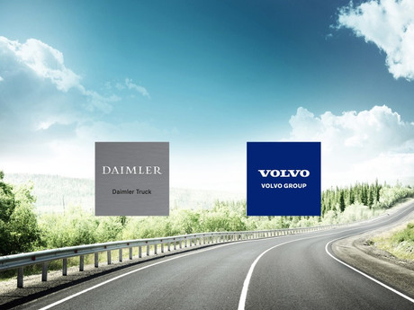 Cellcentric -  Fuel-cell joint venture created by Daimler Truck AG and the Volvo Group