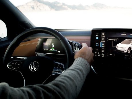 Volkswagen explores the future of automotive AI in the Motor City