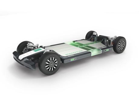 Schaeffler and Mobileye to Industrialize Self-Driving Shuttles