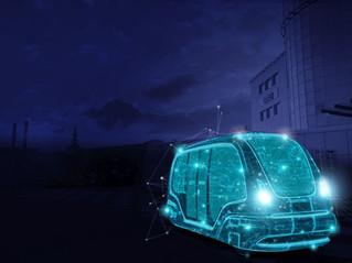 ZF investiert in Oxbotica, um autonome Fahrgast-Shuttles in Großstädten einzusetzen