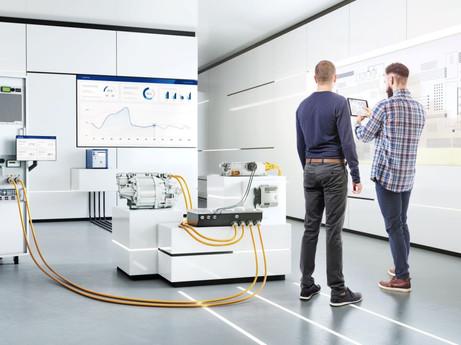 Leistungselektronik von E-Fahrzeugen effizient testen