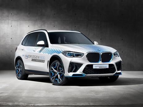 Das BMW Concept iX5 Hydrogen Protection VR6.