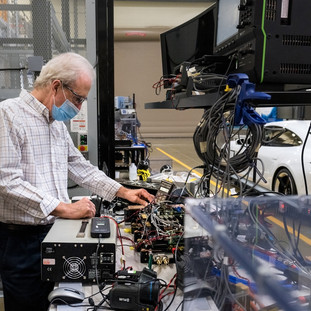 Volkswagen launches new research collaboration with Oak Ridge National Laboratory (USA).
