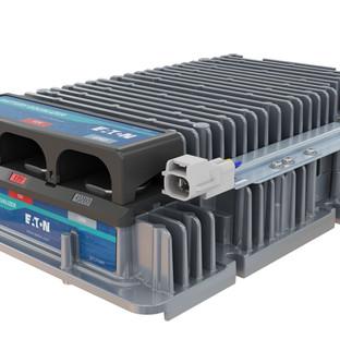 伊顿将为新型纯电池电动半挂车提供DC/DC转换器
