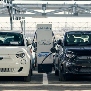 FCA present the world's largest Vehicle-to-Grid pilot system.