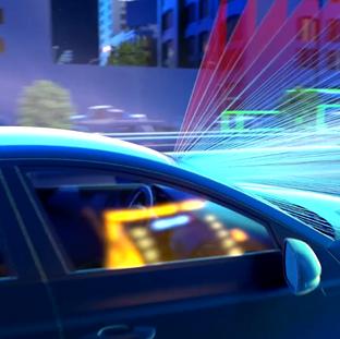 Lidar-Technologie kann die Sicherheit der Fußgänger verbessern