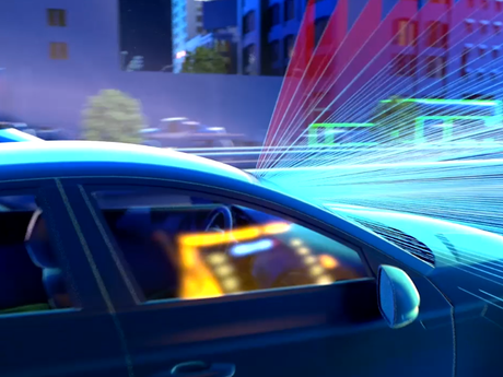 How Lidar-based Automated Emergency Braking Can Reduce Pedestrian Fatalities in All Conditions