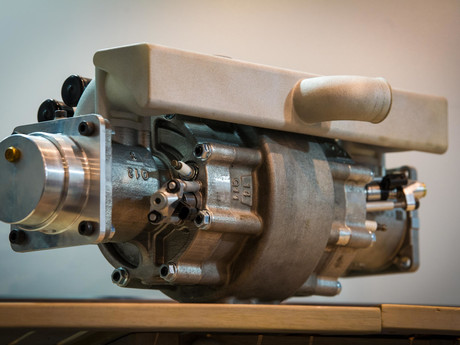 AVL-Schrick completes tests of the Tiny 10kg Hydrogen engine concept by Aquarius Engines.