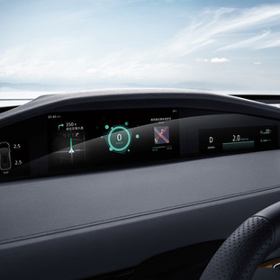 BlackBerry and BiTECH Team Up To Build Safe, Reliable Digital LCD Instrument Cluster For Changan