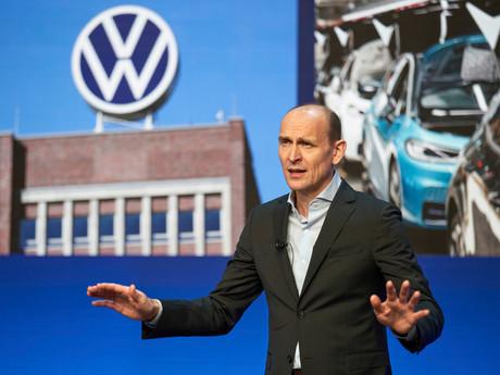 成功的2021年:大众汽车品牌打下坚实基础