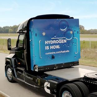Cummins Begins Testing of Hydrogen Fueled Internal Combustion Engine