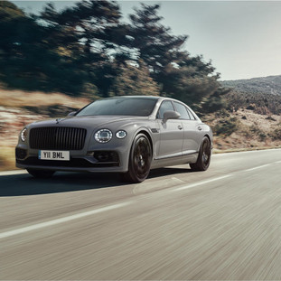 Bentley and ESI Group work together to refine the Flying Spur through a sustainable design process
