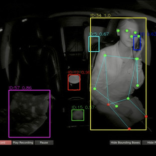 Smart Eye and OmniVision Announce End-to-End Interior Sensing Solution