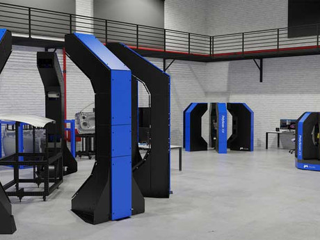 New supersized scanner launched by Exact Metrology