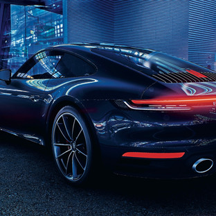 Porsche Engineering is developing the intelligent vehicle of the future with Game Engines.