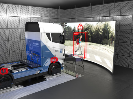 "AVL and Rohde & Schwarz with new ""vehicle-in-the-loop"" collaboration"