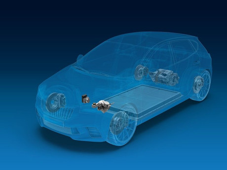ZF's new Brake System for electric vehicles with Enhanced Safety and Energy Recuperation