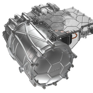 The highly efficient magnet-free electric motor developed by Mahle