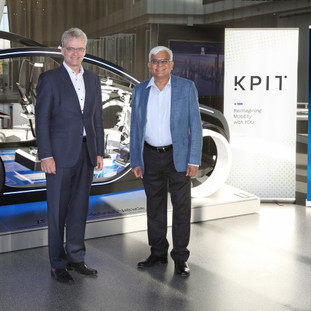 ZF and KPIT form development cooperation for industry-leading middleware solution