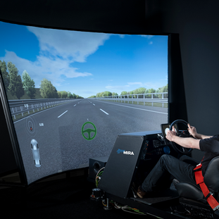 New Driver-in-the-Loop simulator for Voice of the Customer vehicle attribute engineering