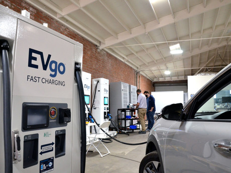EVgo Expands Innovation Platform with Opening of New Lab in Southern California