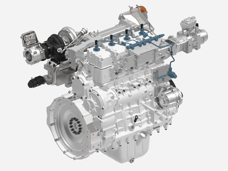 MAHLE Powertrain and Liebherr develop active pre-chamber technology for heavy-duty hydrogen engines