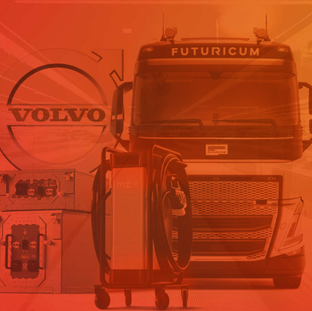 Volvo Group invests in Designwerk Technologies AG to complement electromobility capabilities