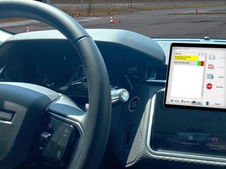 X-Zero 2.0: ADAS-Tests direkt im Fahrzeug bewerten