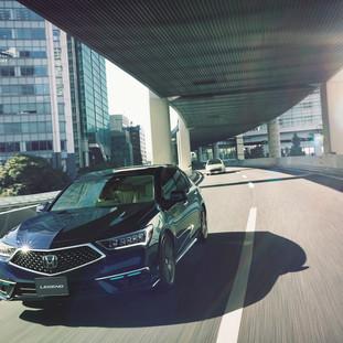 HONDA Sensing Elite Safety System, including LEVEL 3 automated drive