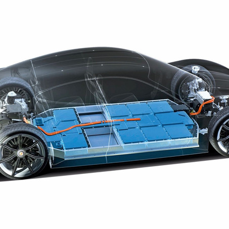 Porsche invierte en una fábrica de celdas de alto rendimiento para baterías