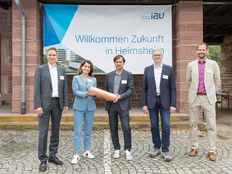 IAV expands Heimsheim facility into a development centre