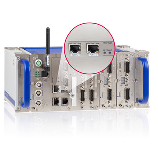 Networking and Data Exchange in Industrial Ethernet Applications