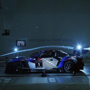 Testbetrieb auf Hochtouren: BMW M4 GT3 hat bereits mehr als 12.000 Kilometer absolviert.