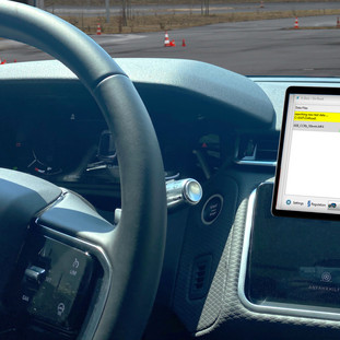 X-Zero 2.0: Evaluate ADAS tests directly in the vehicle