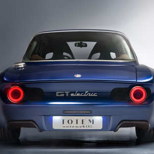 Totem GT electric, classic car style without the emissions.