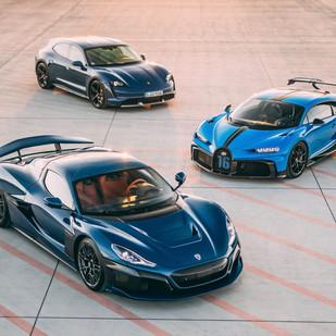 Bugatti-Rimac combina los genes de fuertes marcas