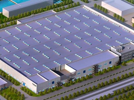 Volkswagen Group China baut Batterie-Werk in Anhui