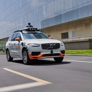 Volvo Cars team up with DiDi for self-driving Test Fleet