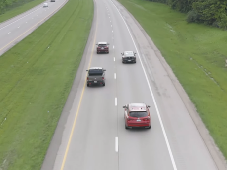33 Smart Mobility Corridor: Honda Tests SAFE SWARM Connected Vehicle Safety Technology