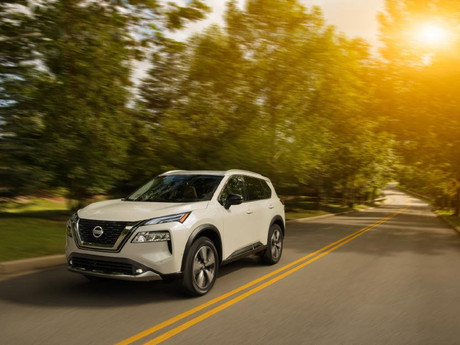 Nissan Rogue - 1st model using Closed-Loop recycling system for aluminium parts