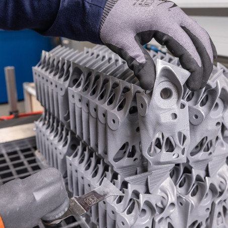 La impresión 3D a escala industrial continúa avanzando en BMW Group.