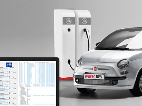 FEV充电兼容分析服务