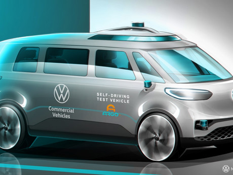 Volkswagen Commercial Vehicles moves ahead with Autonomous Driving R&D for Mobility as a Service.