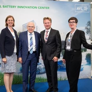 New Battery Innovation Centre opened by AVL.